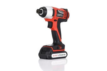 Matrix Power Tools 20V Cordless Impact Driver Skin Only NO Battery Charger