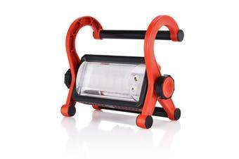 Matrix 20V Cordless LED Flashlight Hanging Work Light Battery Charge Set