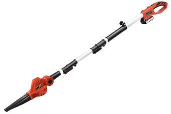 Matrix Garden Tools 20V Cordless Pole Leaf Blower Battery Charger Set