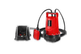Matrix 20V Cordless Submersible Water Pump Kit With Float Switch