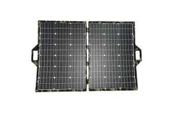 Acemor ETFE 160W Folding Solar Panel Blanket Mat Kit Mono Camping Battery Charger