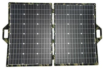 Acemor 160W Flexible Solar Panel Foldable Super Light ETFE Outdoor Battery Charger