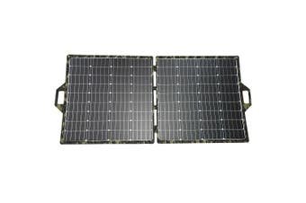 Acemor 200W Flexible Solar Panel Foldable Super Light ETFE Outdoor Battery Charger