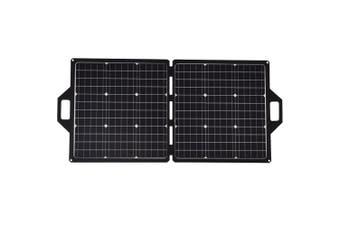 Acemor 12V 160W Folding Solar Panel Kit Foldable Blanket Mono Caravan Camping