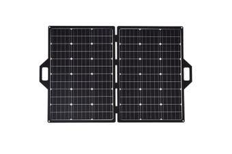 Acemor 12V 200W Folding Solar Panel Kit Foldable Blanket Mono Caravan Camping