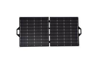 Acemor 12V 250W Folding Solar Panel Kit Foldable Blanket Mono Caravan Camping