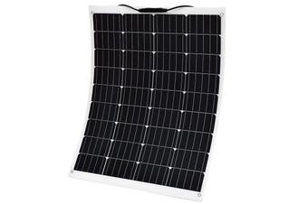 Acemor 12V 160W Flexible Solar Panel 160 Watt Mono Caravan Camping Home Battery Charge