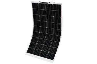 Acemor 12V 200W Flexible Solar Panel 300 Watt Mono Caravan Camping Home Battery Charge