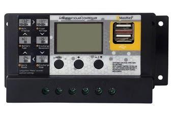 Acemor 12V 10W 40W 300W 250W 200W 100W Solar Panel Kit Mono Power Camping Caravan Battery Charge USB