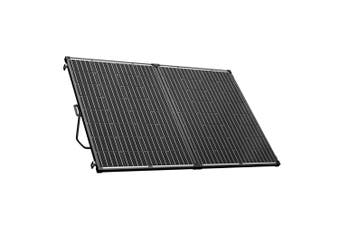 Acemor 12V 300W Folding Solar Panel Kit Mono Camping Caravan Battery Charge Super Light