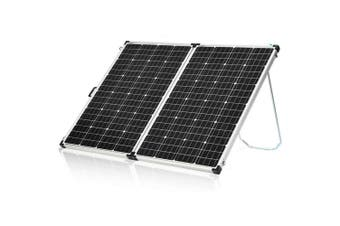 Acemor 320W Folding Solar Panel Kit Mono Caravan Camping Power Charging Battery USB