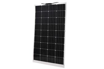 Acemor 200W Flexible Solar Panel 12V Caravan Camping Power Battery Mono Charging Kit