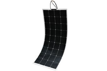 Acemor 300W Flexible Solar Panel 12V Boat Caravan Camping Power Battery Mono Charging Kit