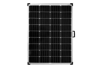 Acemor 360W Folding Solar Panel Kit 12V Mono Camping Caravan Boat Charging Power Battery USB