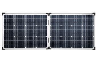 Acemor 200W Folding Solar Panel Kit 12V Mono Camping Caravan Boat Charging Power Battery Usb