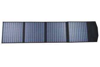 Acemor 150W Folding Solar Panel Blanket Kit 12V Mono Power Battery Mat Camping Caravan Boat Charging Usb