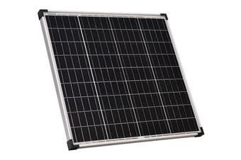Acemor 12V 100W Flat Solar Panel Kit Mono Camping Caravan Boat Charging Power Battery 100 Watt