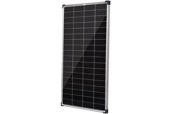 Acemor 12V 300W Solar Panel Kit Mono Camping Caravan Charging Power Battery USB