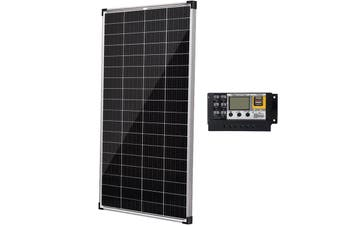 Acemor 12V 300W Solar Panel Kit Mono 20A Contoller 300 Watt Caravan Camping Charge Usb