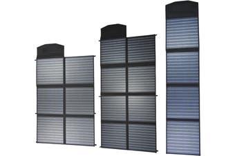 Acemor 12V 200W 300W 250W 150W Folding Solar Panel Blanket Kit Solar Mat Mono Camping Power USB