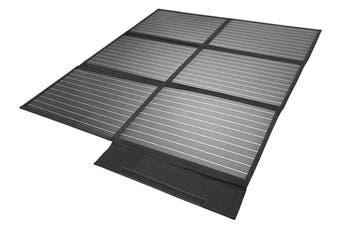 12V 300W Folding Solar Panel Blanket Mat Kit Mono Battery Charge Grade-A Monocrystalline Camping Power USB