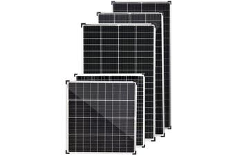Acemor 12V 80W Solar Panel Kit Mono Power Camping Caravan Battery Charge USB