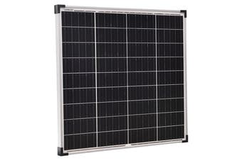 Acemor 12V 120W Solar Panel Kit Mono Power Camping Caravan Battery Charge USB