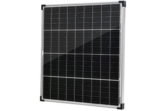 Acemor 12V 120W Solar Panel Kit Mono Power Camping Caravan Battery Charge USB