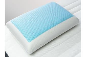 BAHA Premium Cooling Gel Pad Memory Foam Pillow