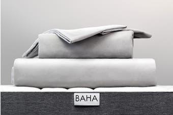 BAHA Premium 500TC Sheet Set (Light Grey)