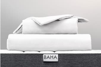 BAHA Premium 500TC Sheet Set (White)