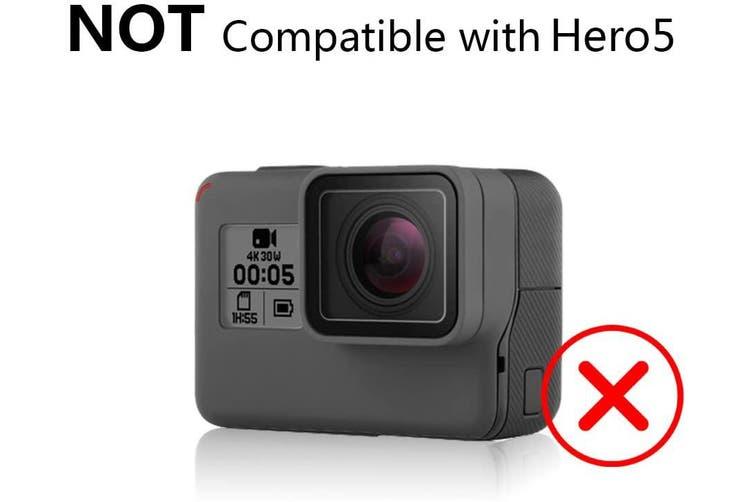 Smatree Battery (1 Pack) for Gopro Hero 4 (NOT for Hero 5)