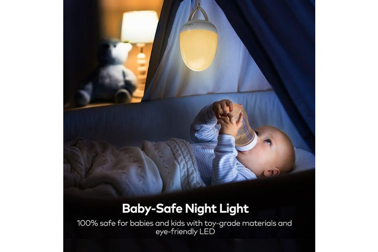 VAVA Night Lights for Kids Baby Light LED Bedside Table Lamp Eye Caring NEW