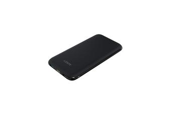 AUKEY 10000mAh Dual USB Port Slim External Battery Power Bank Portable Charger