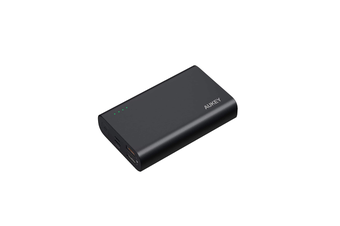 AUKEY 10000mAh USB-C PD QC3.0 Power Delivery Battery Power Bank Portable Charger
