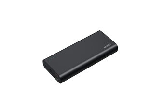 AUKEY 20000mAh USB-C PD QC3.0 Power Delivery Battery Power Bank Portable Charger