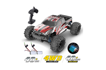 DEERC RC Car High Speed Remote Control Car 1:18 Scale 4WD Off Road Monster Truck