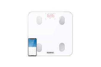 RENPHO BluetoothBody Fat Scale Smart Bathroom Wireless Weight Smartphone App