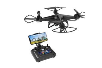 Holy Stone HS110D FPV RC Drone 1080P HD Camera Live Video 120掳 Quadcopter NEW