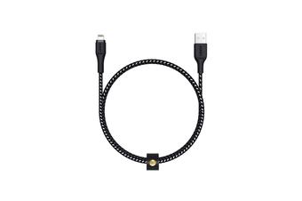 AUKEY Lightning USB Cable Apple iPhone Mfi Certified Nylon Braided 2m