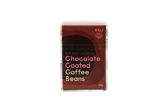 Kali Dark Chocolate Coffee Beans