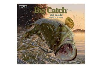 Lang 2021 Calendar BIG CATCH Calender Fits Wall Frame