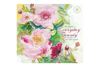 Legacy 2021 Calendar EVERYDAY BEAUTY Calender Fits Lang Wall Frame
