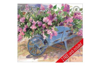 Legacy 2021 Calendar JUDY BUSWELL WATERCOLORS Calender Fits Lang Wall Frame