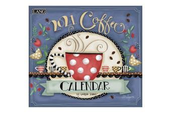 Lang 2021 Calendar COFFEE Calender Fits Wall Hanging Frame