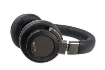 SONIQ Comfort Bluetooth Over-Ear Headphones AEP200