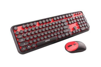 SONIQ Comfort Wireless Keyboard Combo CWK200