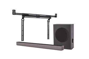 SONIQ Burst HSB101 Bluetooth Bar Sound System + with Bracket Bundle