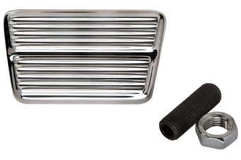 Billet Specialties Brake Clutch Pedal Pad BS199310