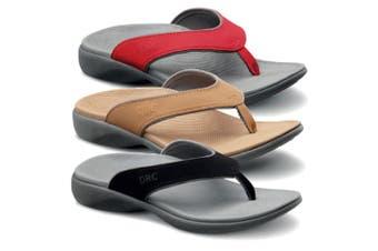 Dr Comfort Shannon Women's Sandals Black
